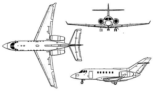 Raytheon Hawker 900XP