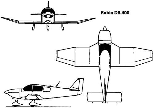 Robin DR.400