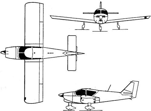 Robin R.1180T Aiglon