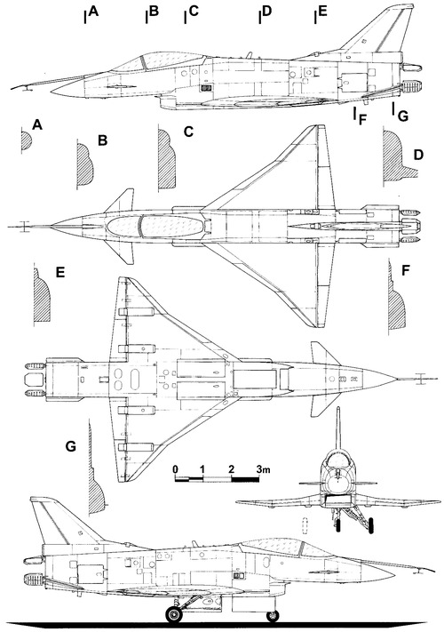 Rockwell-MBB X-31 Vector