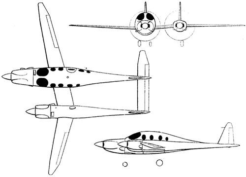 Rutan 202 Boomerang