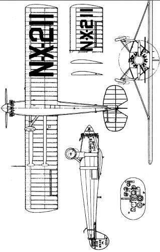 Ryan NYP NX-211 Spirit of St Louis