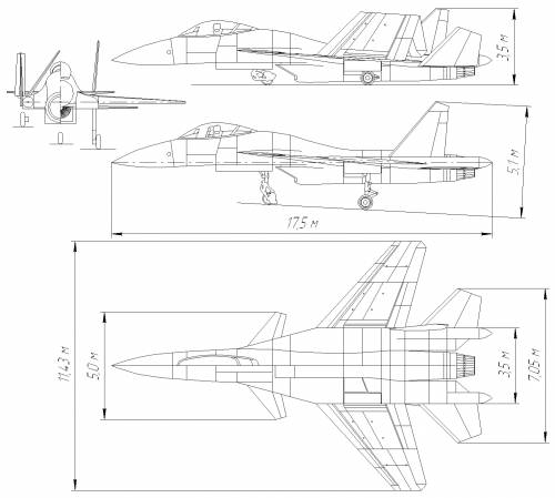 S-56 (light frontline fighter project)