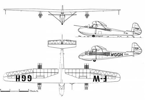S.A 104 Emouchet Escopette