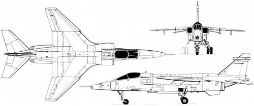 SEPECAT Jaguar (1969)
