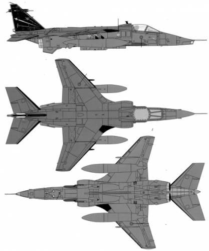 SEPECAT Jaguar GR.3A
