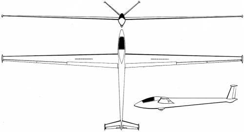 SIAI-Marchetti 3 V-1 Eolo