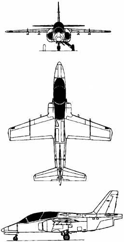 SIAI-Marchetti S.211 (Italy) (1981)