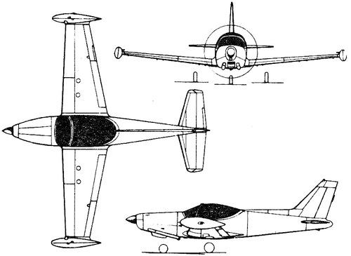 SIAI-Marchetti SF-260TP