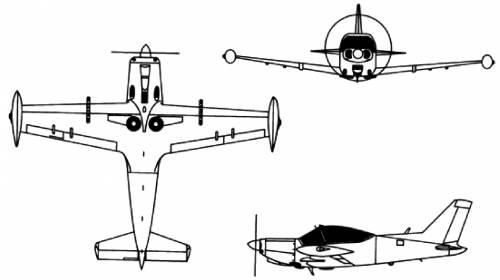 SIAI-Marchetti SF.260W