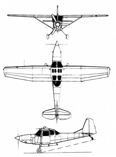 SIAI-Marchetti SM-1019