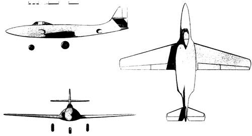 SIAI-Marchetti SM-10X