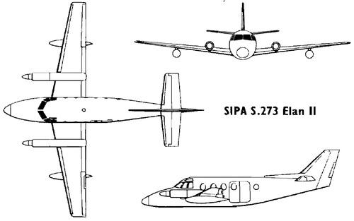 SIPA S.273 Elan II