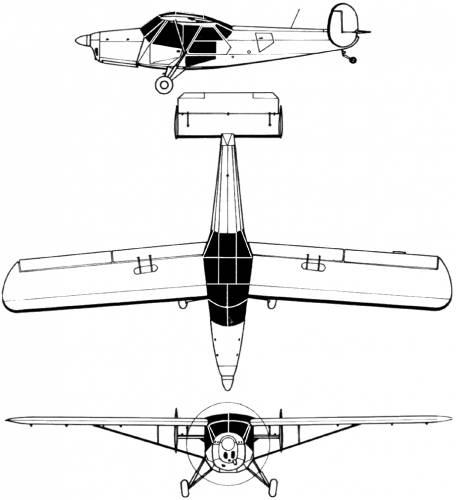 SNCAN NC-856 Norvigie