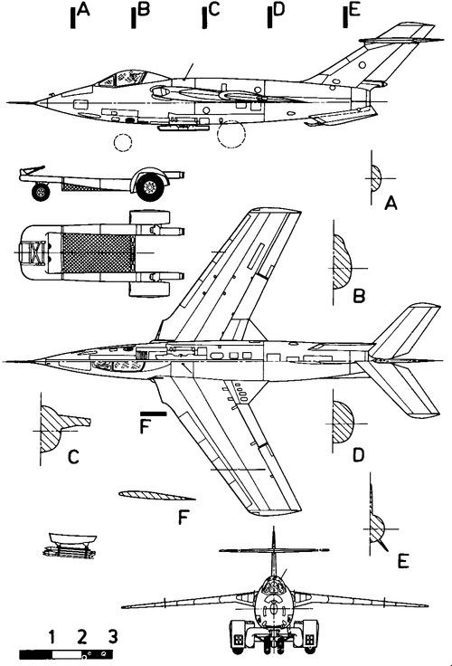 SNCASE S.E.5000 Baroudeur
