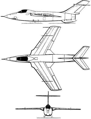 SNCASE SE-5003 Baroudeur