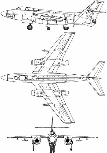 SNCASO SO-4050 Vautour IIN
