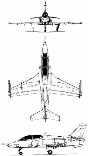 SOKO G-4 Super Galeb (Yugoslavia) (1978)