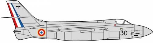 Sud Aviation 4050 Vautour IIB