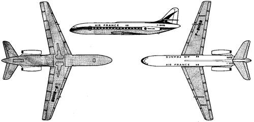 Sud Aviation SE 210 Caravelle