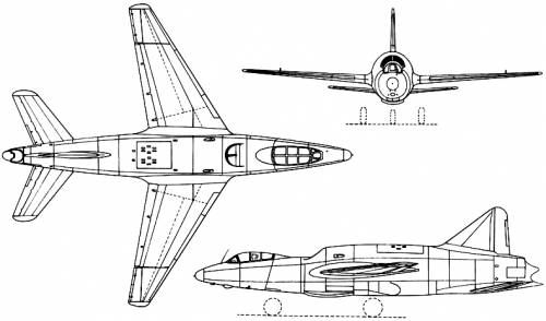 Sud-Est S.E.2415 Grognard II (France) (1951)