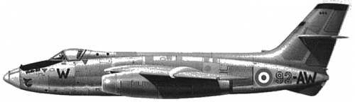 Sud-Ouest SO.4050 Vautour IIB
