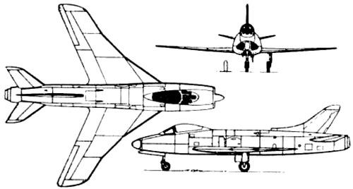 Supermarine 545
