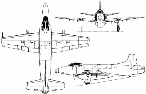 Supermarine Attacker (England) (1946)