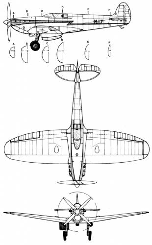 Supermarine High Speed Spitfire