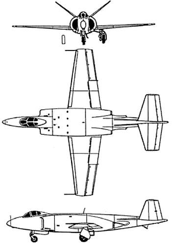Supermarine Scimitar Type 508