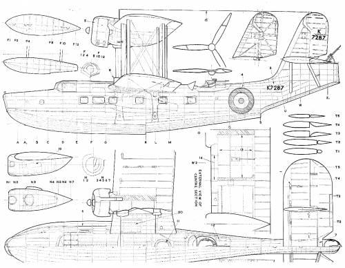 Supermarine Stranraer 01