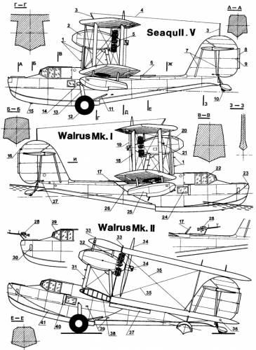 Supermarine Walrus 01