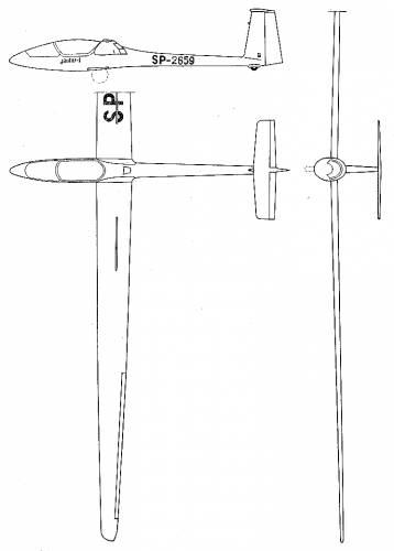 SZD-38 Jantar 1