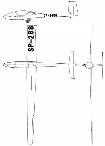 SZD-41 Jantar Standard