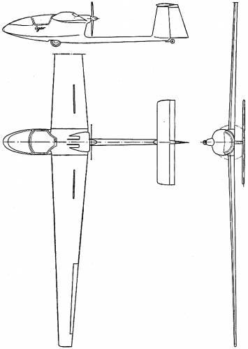 SZD-45 Ogar
