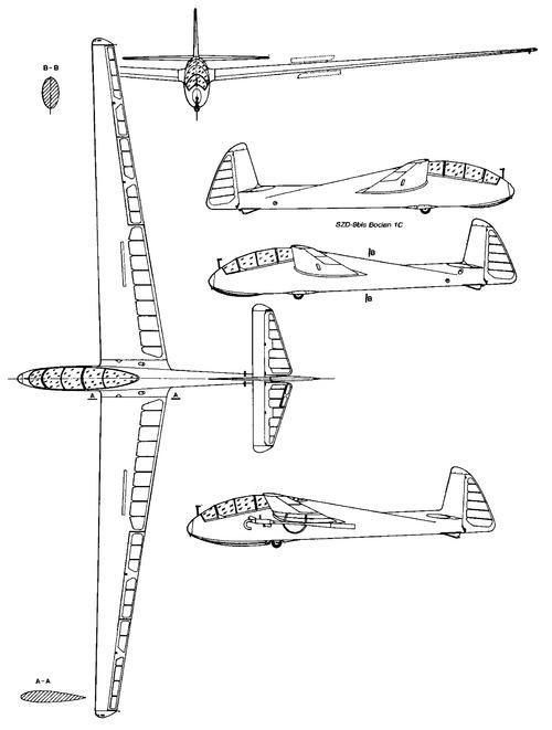 SZD-9 Bocian