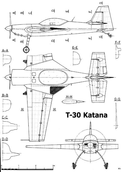 T-30 Katana