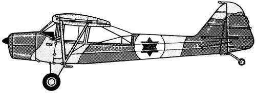 Taylorcraft Auster AOP.5