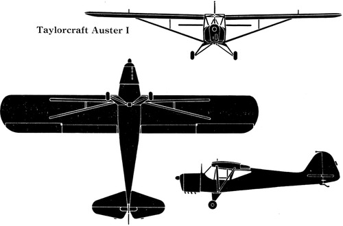 Taylorcraft Auster I