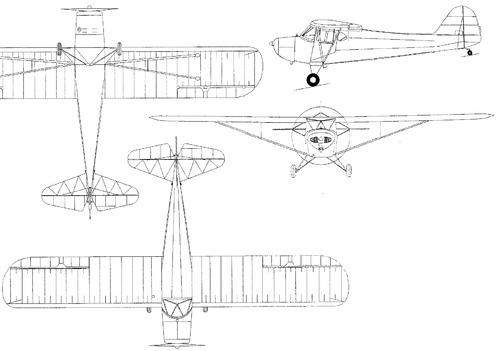 Taylorcraft BC12-D