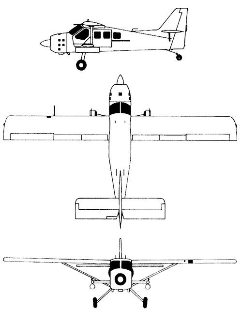 Technoavia SM92 Finist