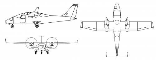 Tecnam P-2006T