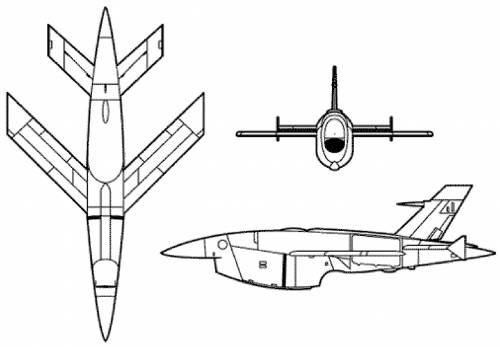 Teledyne Ryan BQM-34 Firebee II