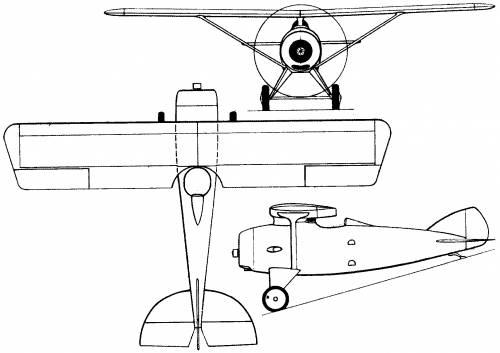 TNCA 3-E-130 Tololoche (Mexico) (1924)