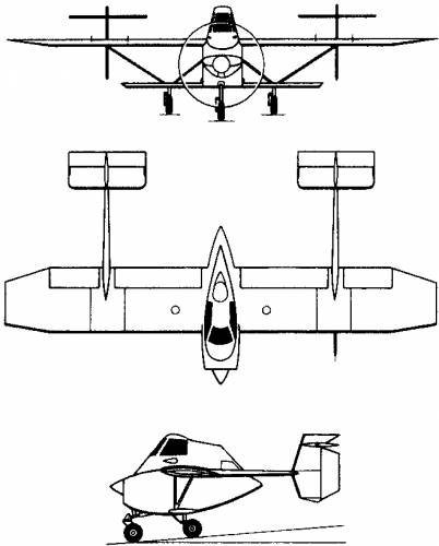 Transavia PL-12 Airtruck (Australia) (1965)