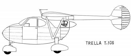 Trella T-106 homebuilt (USA)