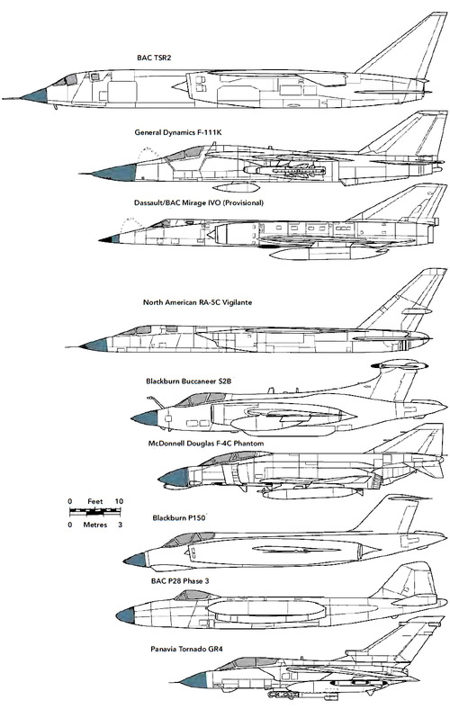 UK Fighters Proposals