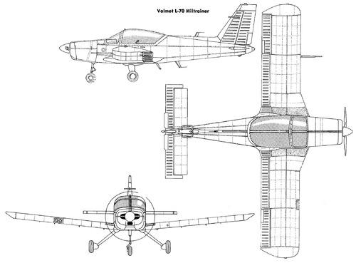 Valmet L-70 Miltrainer