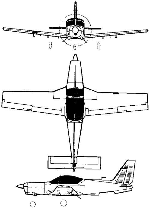Valmet L-90 TP RediGo (Aermacchi M-290 RediGO)