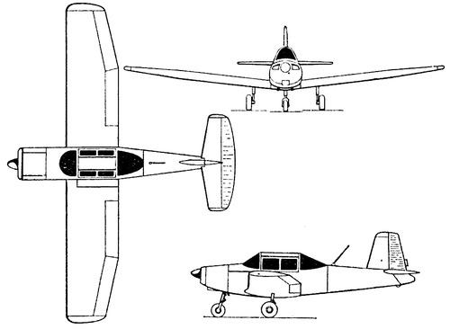 Varga 2150 Kachina